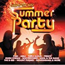 SIMPLY THE BEST SUMMER PARTY (2CD) - Pink/ ABBA/ Gwen Stefani/ Bodyrockers/ Violent Femmes etc.