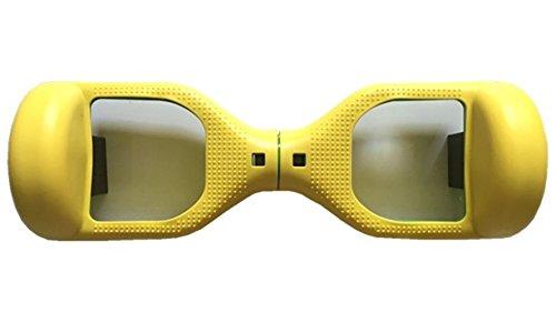 ZSZBACE Funda Carcasa Protector de Tablas para 6.5 Inch Hoverboard (Amarillo)