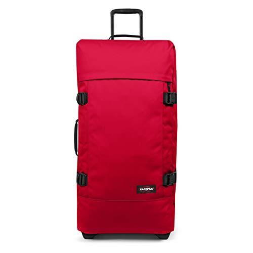 Eastpak Tranverz L Maleta, 79 Cm, 121 L, Rojo (Sailor Red)