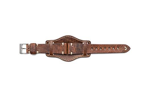 Cinturino Vintage con Fondello Gipsy. 18 20 22 Made in Italy (18-16,...