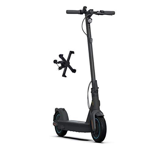Ninebot Kick Scooter MAX G30D by Segway, monopattino elettrico 350 Watt + supporto per cellulare