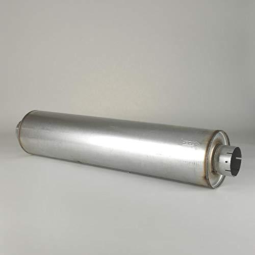 Donaldson M100463 Muffler (Round Style 1), 1 Pack