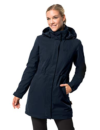 Jack Wolfskin, 3-in-1 mantel voor dames, Ottawa Coat