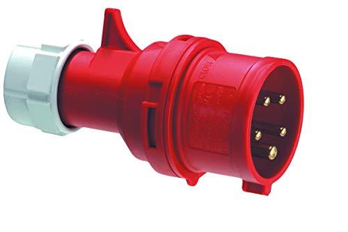 REV Ritter 0512520555 - Spina, 16 Ampere, 380 Volt
