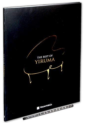 The Best of Yiruma - 16 Stücke für Klavier/mittlerer Schwierigkeitsgrad + Piano-Motivbleistift - limitierte Neuauflage 12/2020 - ISBN 9788863888133
