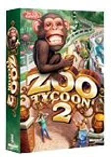 Zoo Tycoon 2 Win32 English Intl DVD Case Not to Latam CD: Amazon ...
