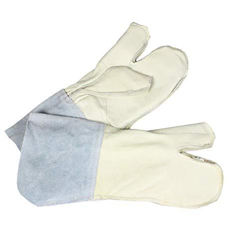 EstexoH&G Schutzhandschuhe Leder - für Montage Stacheldraht