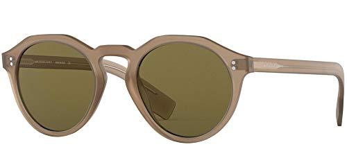 BURBERRY Gafas de Sol BLUEBIRD BE 4280 MATTE BROWN/BROWN 48/22/145 hombre