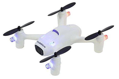 Hubsan X4 Cam Plus Quadrocopter - RTF-Drohne mit HD-Kamera, Altitude-Hold, Akku und Ladegerät H107C