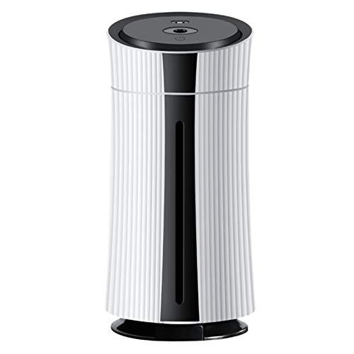 DOILE Humidificador Doméstico Pequeño, Spray Silencioso Grande para Dormitorio, Difusor De Aroma con USB En La Parte Superior, Luces De Colores, Botones Táctiles