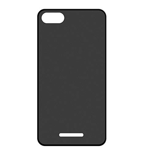 Sunrive Für Wiko Pulp 4G/3G Hülle Silikon, Handyhülle matt Schutzhülle Etui 3D Case Backcover für Wiko Pulp 4G/3G(W1 schwarz) MEHRWEG+Gratis Universal Eingabestift