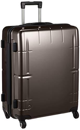 [プロテカ] スーツケース 日本製 スタリアVs ストッパー付 ベアロンホイール 76L 60 cm 4.3kg ショコラブラウン