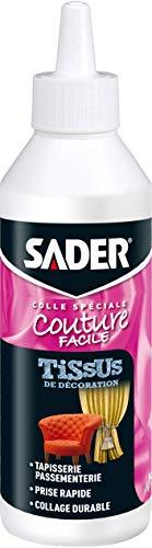 Sader Colle Tissus de Décoration Biberon 250 ml