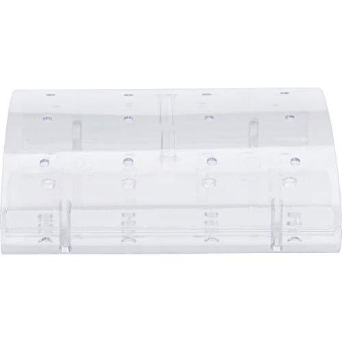 Westmark Soporte para Cake Pop, Hasta 20 Cake Pops, 22 x 16 x 6 cm, Plástico, Transparente, 30252260