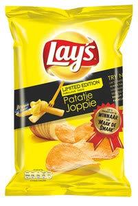 Lay's patatas fritas joppie 40 gr 20x   Peso total 800 gr