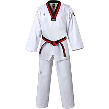 MOOTO Taekwondo MTX Basic Uniform Poom Dobok TKD WTF approvaled  160  Height   160~169cm  5.24~5.54ft