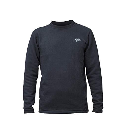 フリーノット(Free Knot) コウデンシ レイヤーテック アンダーシャツ超厚手 L ブラック Y1638-L-90