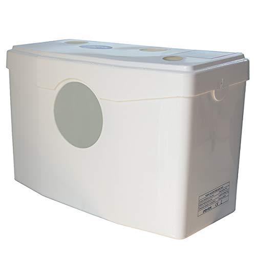 Bak voor buiten, vervanging, drievoudig, WC, MGIDEA
