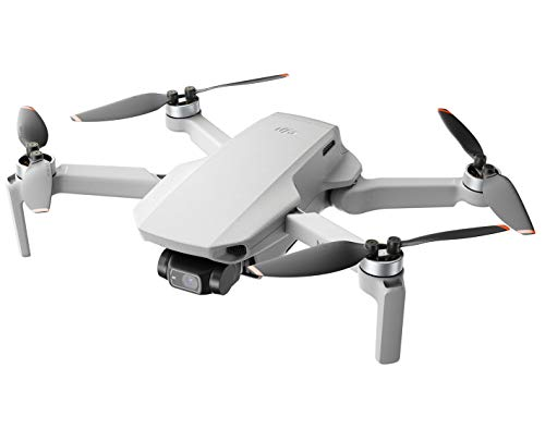 DJI Mini 2 - Ultraligero y Plegable Drone Quadcopter, 3 Ejes Gimbal...