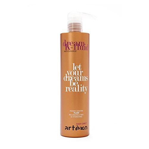 Soin pour cheveux : kértine fluide Artego - Gamme Easy Care T Dream Repair - 500 ml