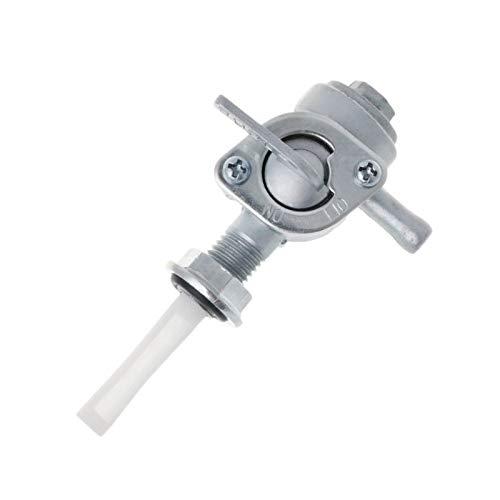 Jiuyue-shoes, FJY-Hook, Interruptor de Corte de Gas del Tanque de Combustible la Bomba de la válvula de Grifo Llave de Purga for Generador de Gasolina del Motor del Tanque de Aceite