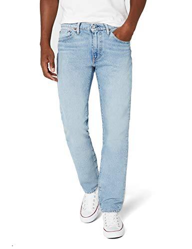 Levi's 511 Fit Vaqueros slim, Azul (Ocean Parkway Warp Str 2607), 31W / 32L para Hombre