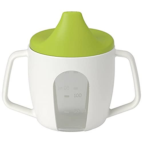 IKEA BORJA, tazza per imparare a bere, confezione da 3