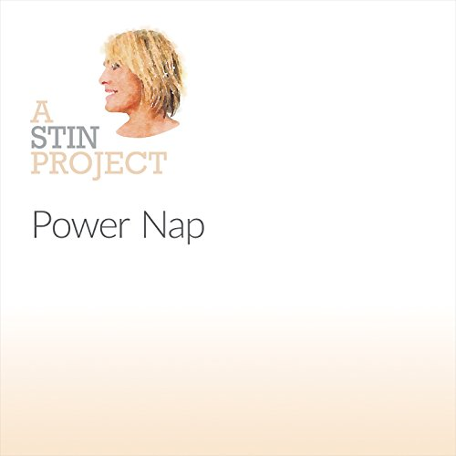 Power Nap audiobook cover art