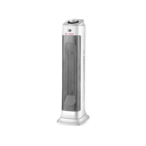 HDCDKKOU Home 2000W Calentador de Ventilador de Torre de cerámica Oscilating de 2000W con termostato Ajustable y 3 ajustes de calefacción con Control Remoto y Temporizador