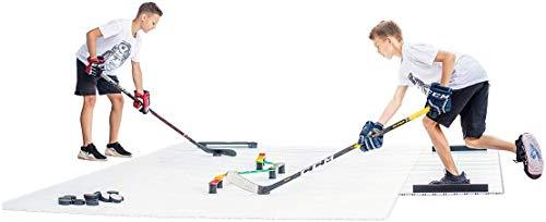 Hockey Revolution Dryland MY PUZZLE – Azulejos para suelo, construye tu propia plataforma de entrenamiento, 40 Tiles (46.9 sqft)