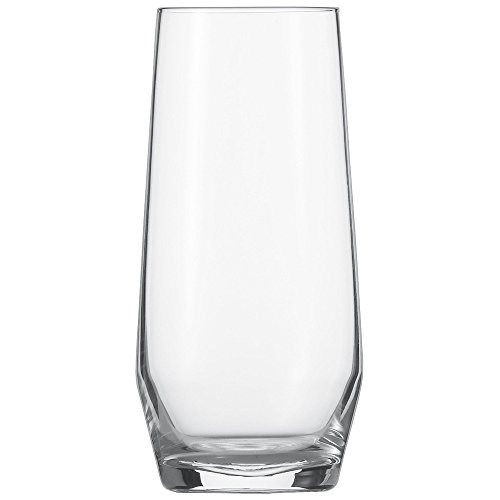 Schott Zwiesel 113771 Serie Pure 6-teiliges Glasbecher Set, Kristallglas