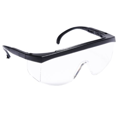 ecf54ff68782 Radians - G4 Junior Child Safety Glass-Clear Lens (1, Clear)