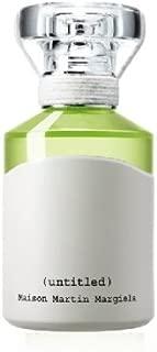 Maison Martin Margiela (Untitled) Eau De Parfum Edp Spray 2.5 Fl Oz / 75 Ml
