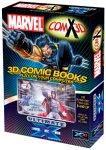 Price comparison product image Marvel Comics 3D: Xmen