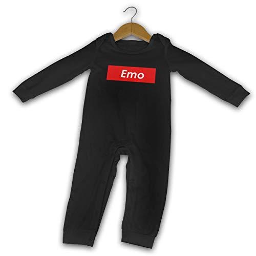 Unisex Baby Cute T-Shirt EMO Baby One Piece Bodysuit