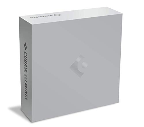 Steinberg Cubase Elements 10 Music Production Software
