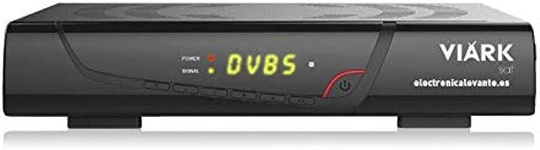 Kit CODISEL Receptor VIARK Sat + USB 16GB + Cable HDMI ...