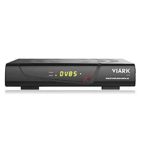 Kit CODISEL Receptor VIARK Sat + USB 16GB + Cable HDMI