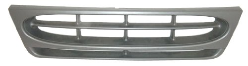 Sherman Replacement Part Compatible with Ford Econoline Grille Assembly (Partslink Number FO1200338)