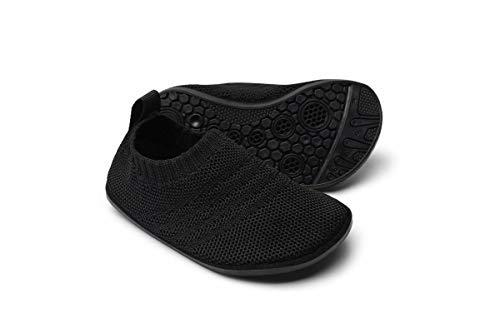 Sosenfer Kinder Hausschuhe Jungen mädchen Anti-Rutsch Sohle Kleinkinder Schuhe Baby Slipper Unisex-HEI-25