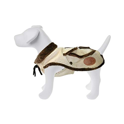 Dog Line - Manteau pour chien Old England – 36 cm, beige
