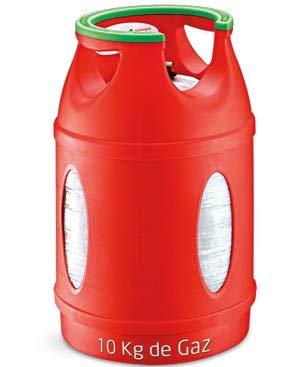 bouteille de gaz calypso auchan
