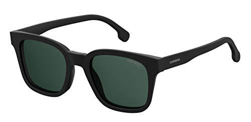 Carrera Sport Carrera 164/S Gafas, MATT BLACK/GN GREEN, 51 Adultos Unisex