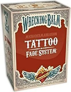 Wrecking Balm Tattoo Removal & Fade System
