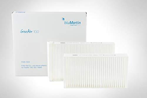 Luftfilter-Set Zu-und Abluft ePM10, für freeAir100