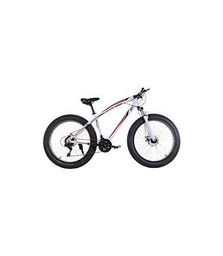 Riscko Bicicleta Fat Bike Todoterreno Ruedas 26x4