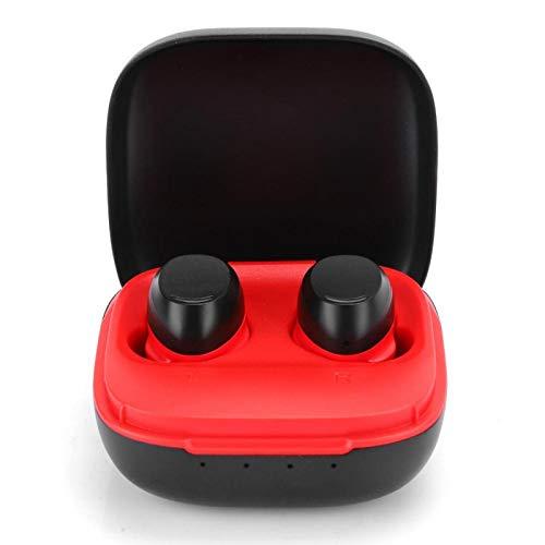 Mxzzand RM-T08 TWS mit Ladebucht Kopfhörer Stilvolles Design Ohrhörer Hohe Klangqualität Mini Portable IPX6 wasserdicht Drahtlos für den Außen- und Innenbereich