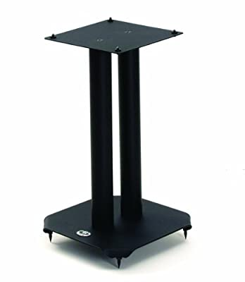 "B-Tech BT604 - Atlas™ Sound Isolating Loudspeaker Floor Stands 40cm (15.8"") - Finished in Black by B-Tech"