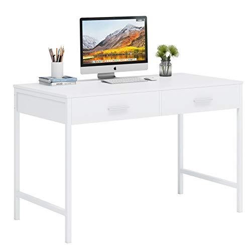 Scrivania per computer Scrivania per studio Scrivania per PC Notebook per laptop Tavolo da studio Scrivania per ufficio Postazione di lavoro Moderno Stile semplice di Tribesigns