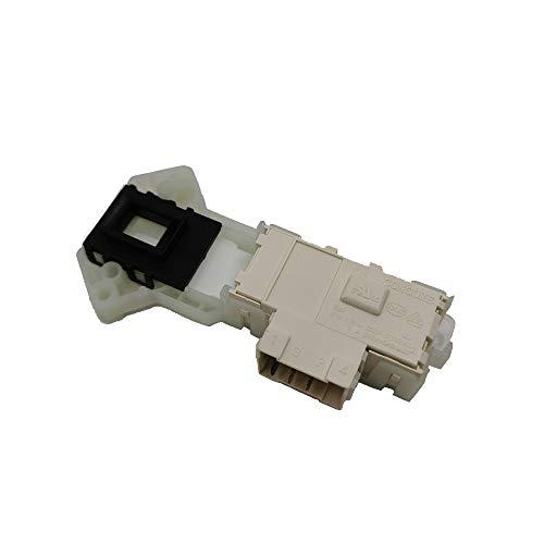 Marel Shop - Elettroserratura interruttore per porta lavatrice compatibile con LG 6601EN1003D - 6601ER1005A